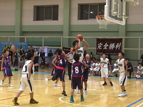 日立市ミニバスケットボール少年団交流大会開催