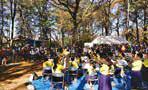 健康の森フェステバル開催